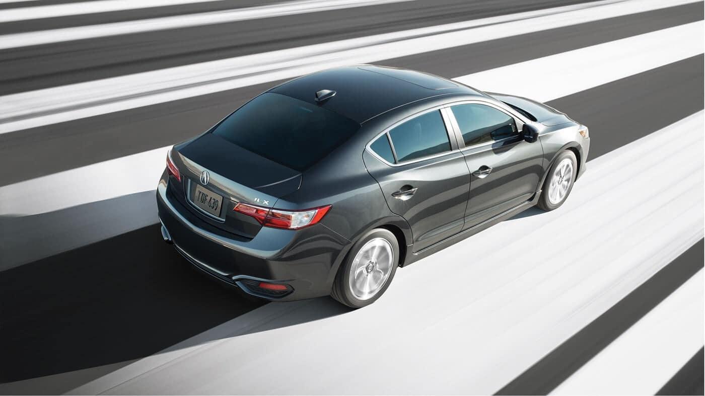 2018 Acura ILX Colors Gray Exterior