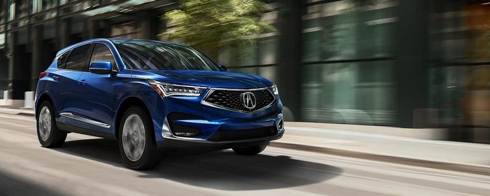 2018 Acura RDX Towing