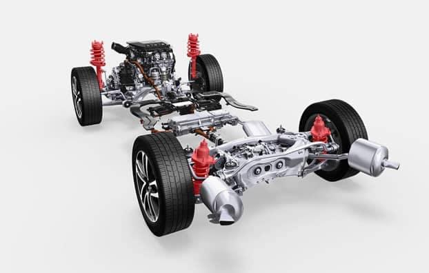 2019 Acura MDX Active Damper Suspension