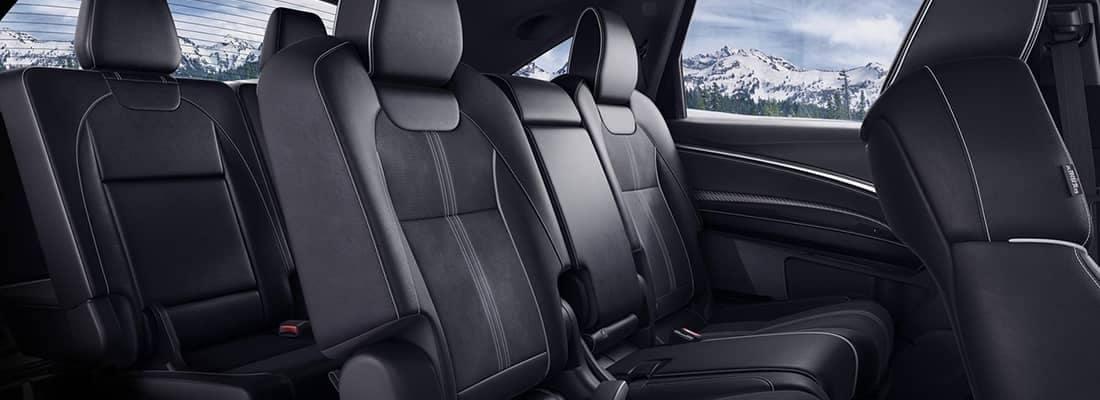 2019 Acura MDX Dimensions