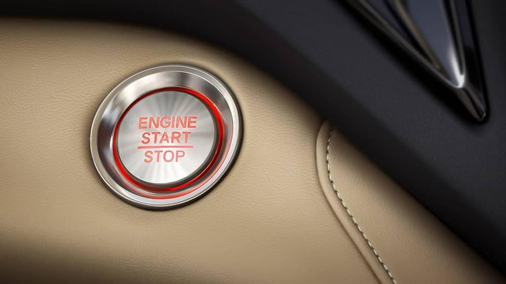 2019 Acura RDX Push Button Start