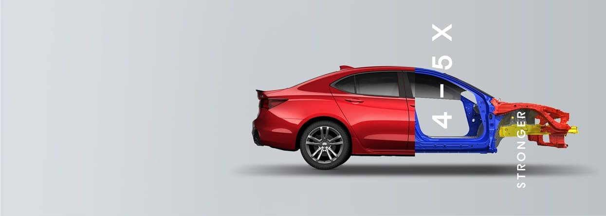 2019 Acura TLX ACE Body Structure