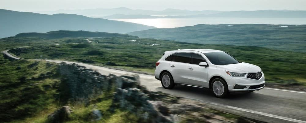 Towing Capacity of the Acura MDX