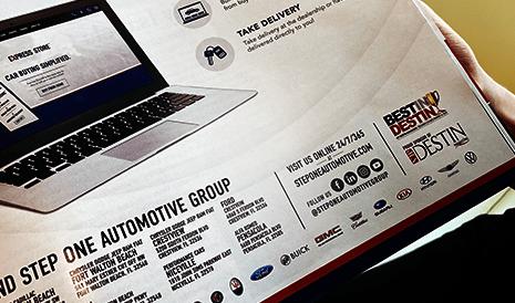 2019-2021 Best In Destin New Car Dealership