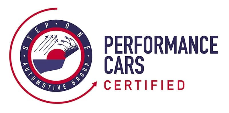 Performance Cars Certified
