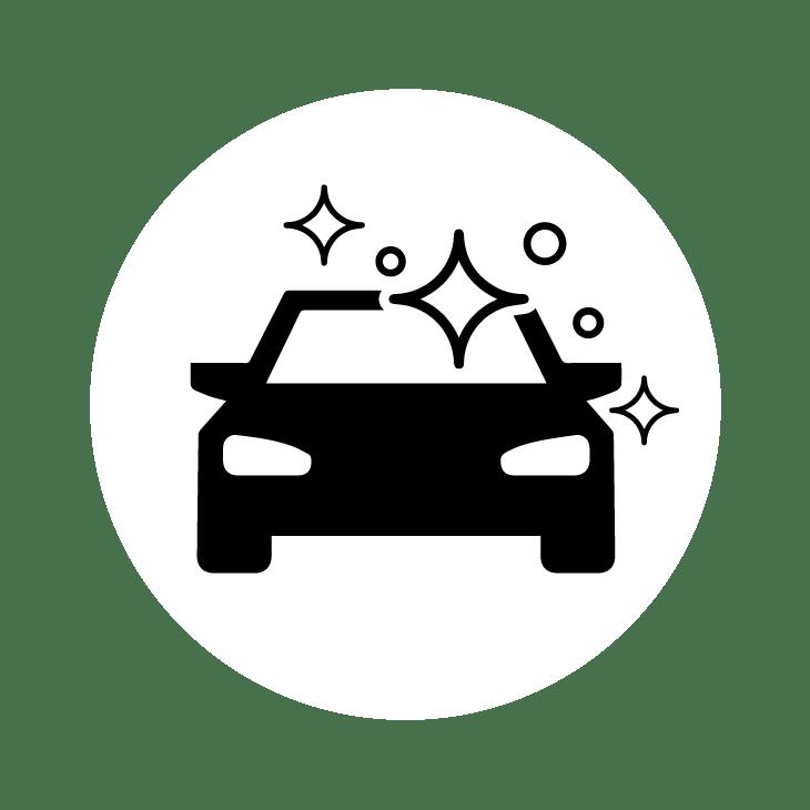 Clean Car Icon