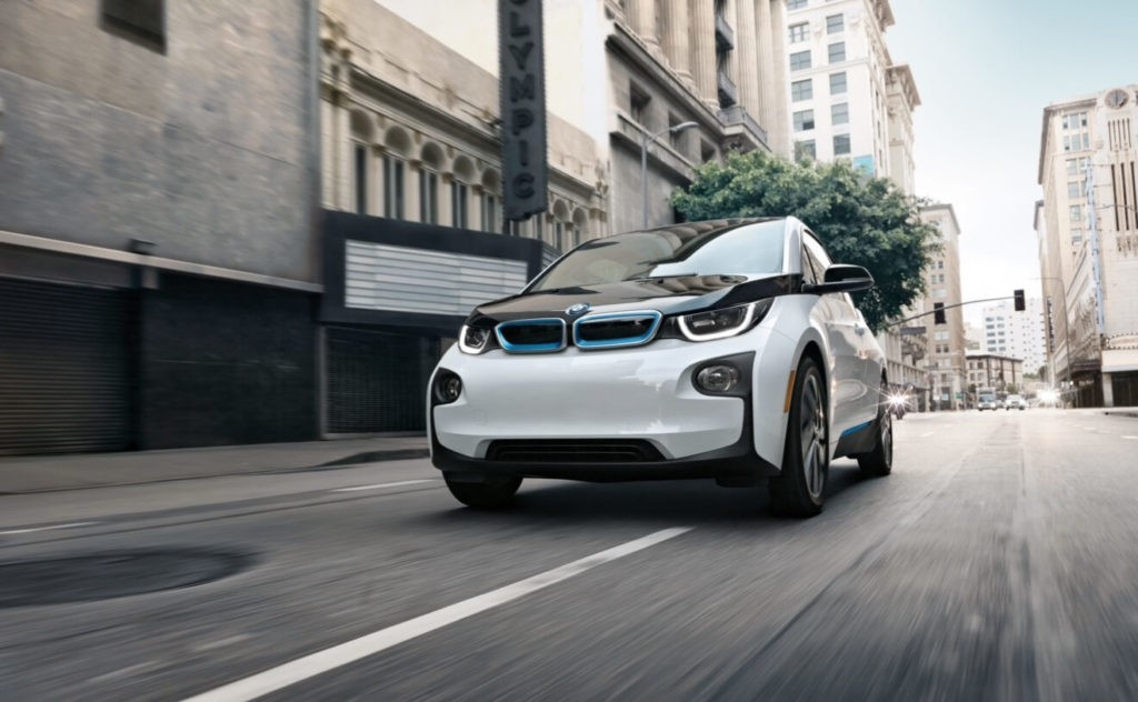 New BMW i3