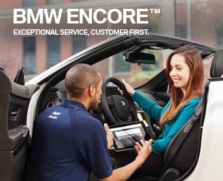 BMW-Encore