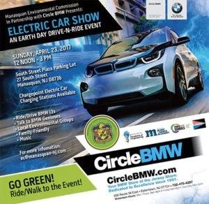 Manasquan Electric Car Show
