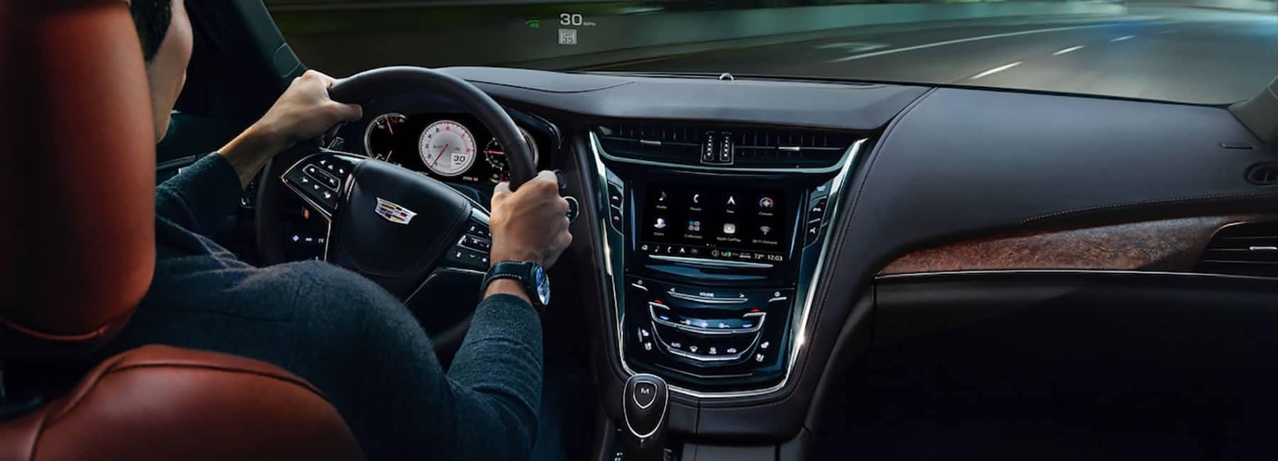 Cadillac-CTS-Sedan-Interior