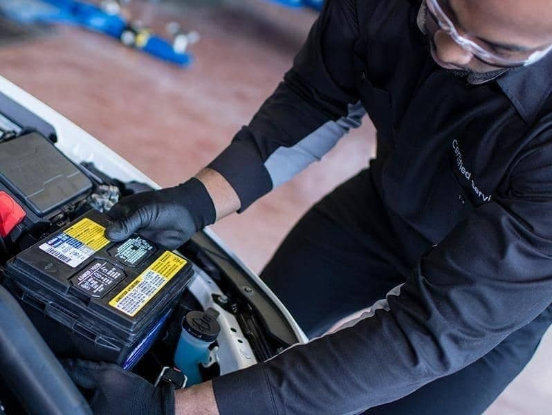 Battery Trouble