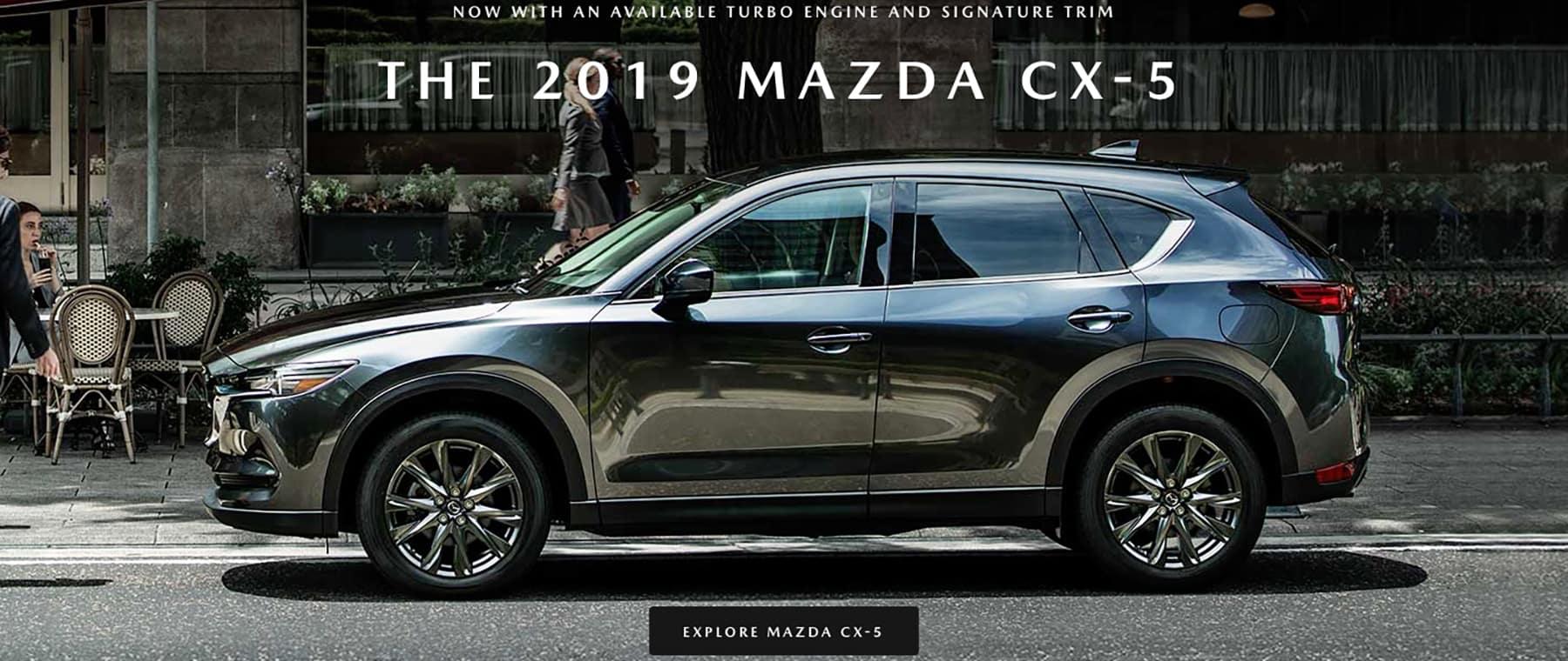 Super Sleek Mazda