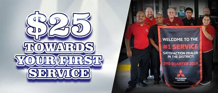 $25 OFF First Service