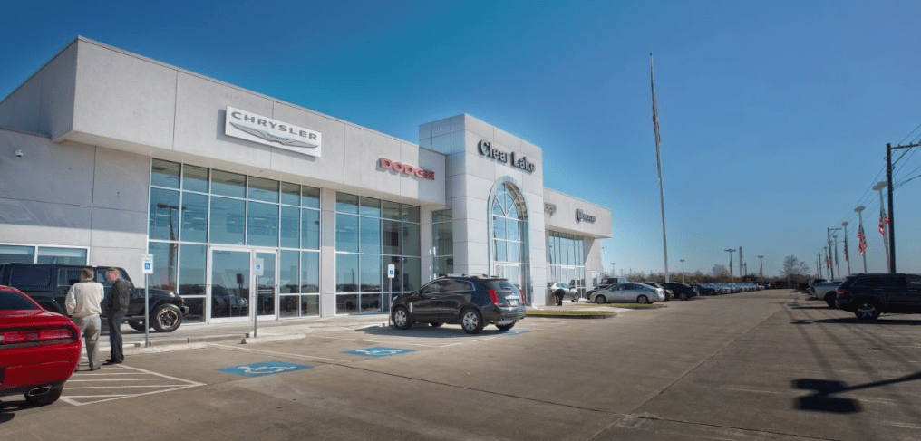 Delightful Welcome To Clear Lake Chrysler Dodge Jeep Ram
