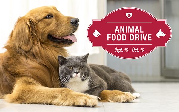 Animal Food Drive