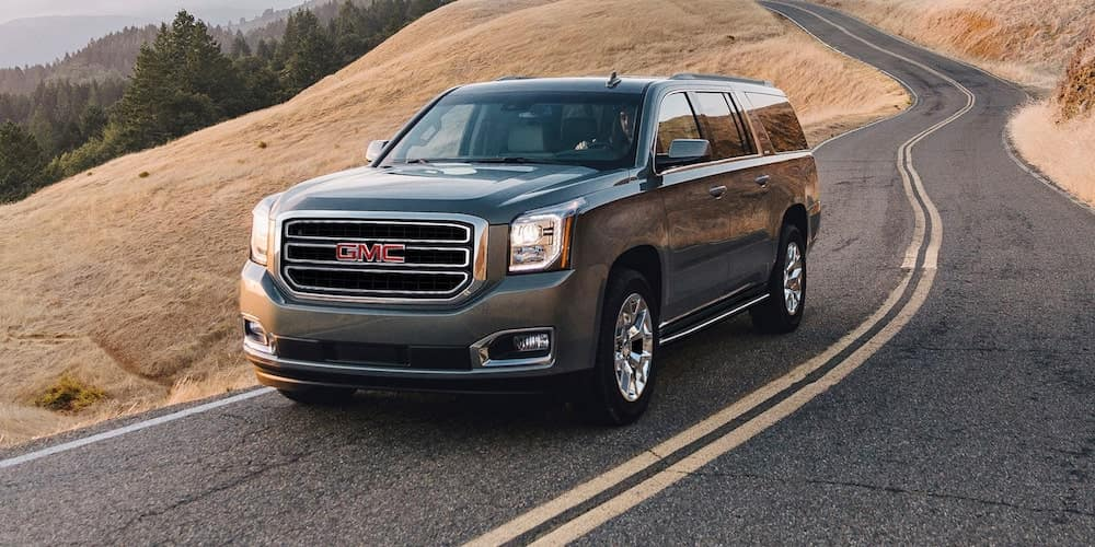 2020 GMC Yukon On Open Highway
