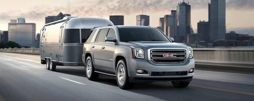 2020 GMC Yukon Towing Trailer