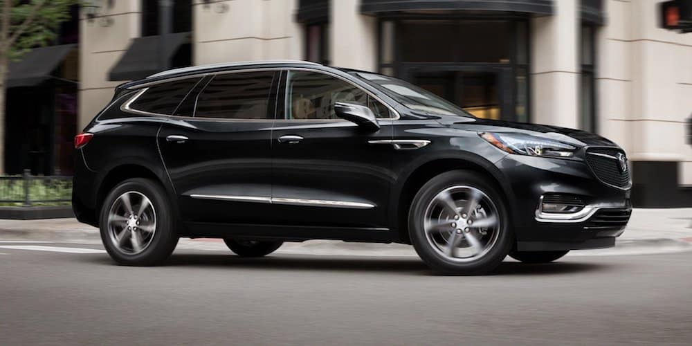 Black 2020 Buick Enclave in City