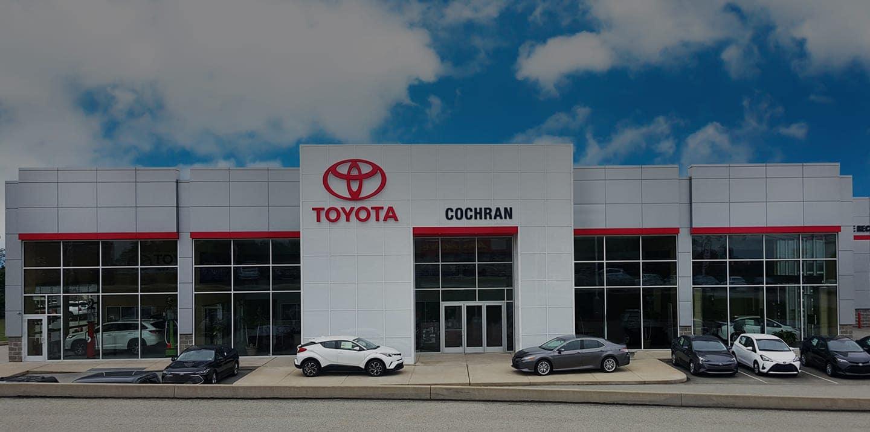 #1 Cochran Toyota