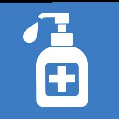 Enhanced Safety & Sanitization Precautions logo