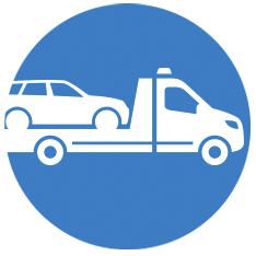 Free Local Delivery logo