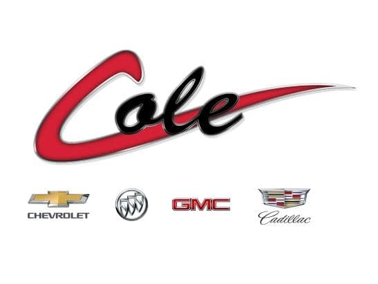Cole with brands logo