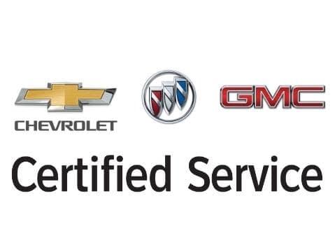 certified service logo