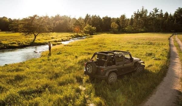 2017 Jeep Wrangler Unlimited available near Memphis