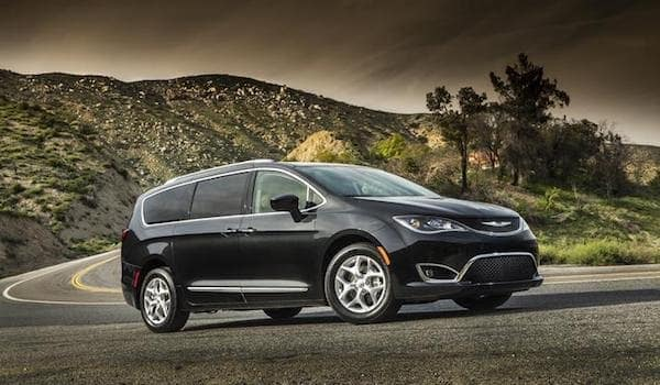 2018 Chrysler Pacifica soon to be available near Memphis