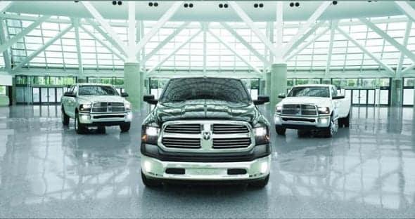 2017 RAM models available near Memphis