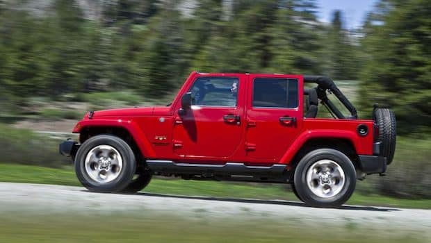 Jeep Wrangler for sale near Memphis