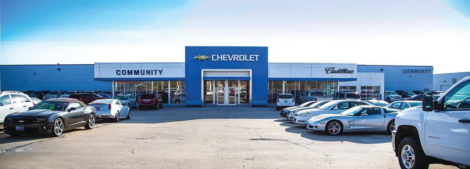 Community Motors Dealership
