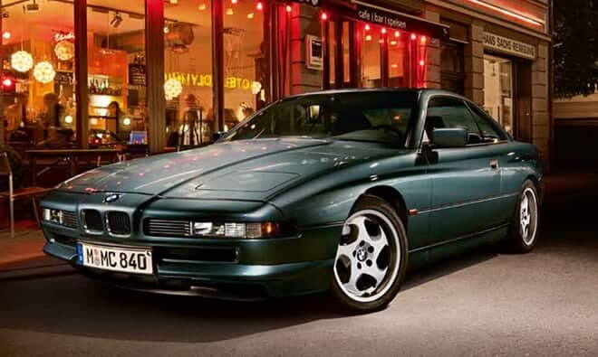 BMW_ old8Series
