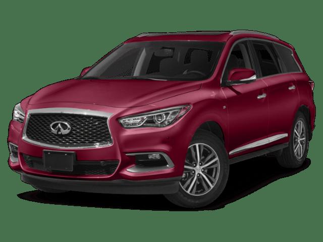 2019 QX60 INFINITI Red