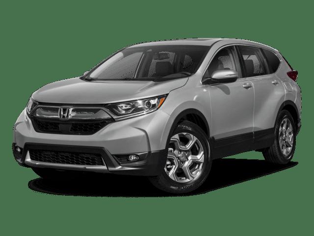 2018 Honda CR-V Angled