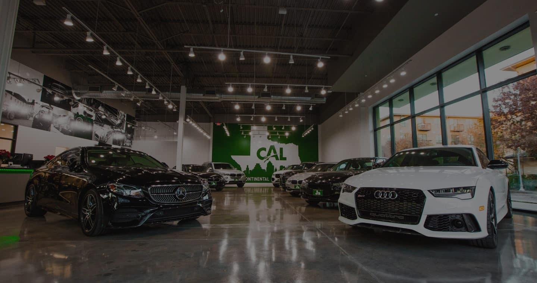 Showroom of CAL