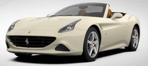 Ferrari California T Avorio