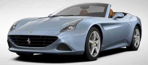 Ferrari California T Azzurro