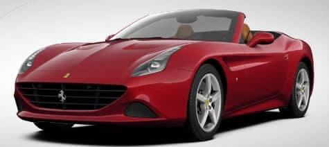 Ferrari California T California Red