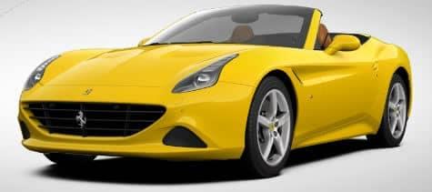 Ferrari California T Giallo Modena