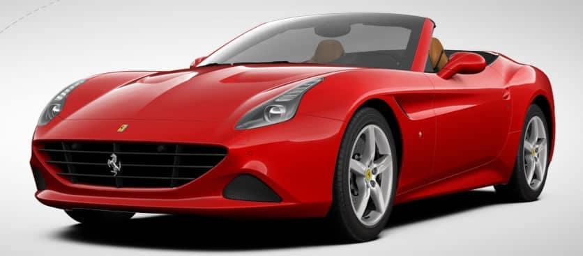 Ferrari California T Rosso Corsa