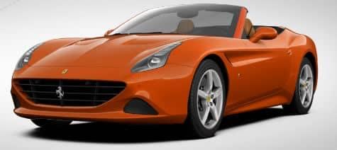 Ferrari California T Rosso Dino