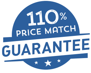110% Price Match Guarantee