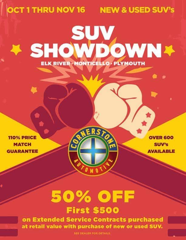 suv showdown
