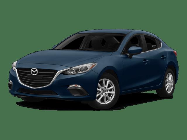2015 Mazda3 blue