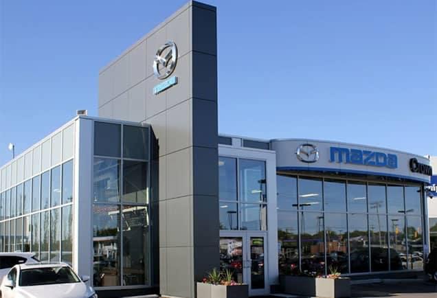 Crown-Mazda