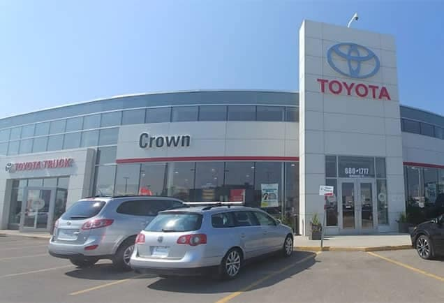 Crown-Toyota