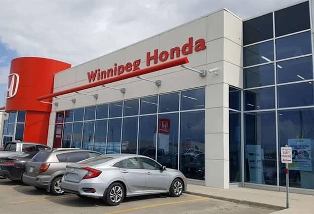 Winnipeg-Honda