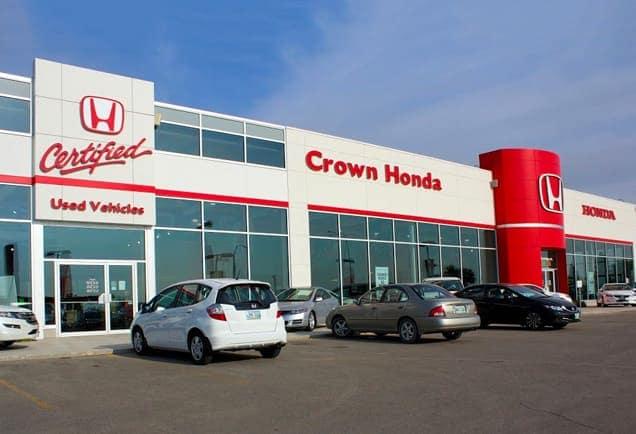 Crown-Honda