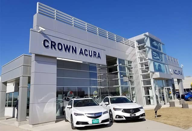 Crown-Acura